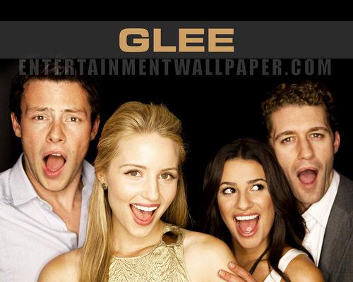 Will - Rachel - Finn - Quinn