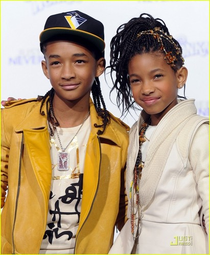 Willow Smith: &#39;Never Say Never&#39; Premiere with the Family - jaden-smith Photo
