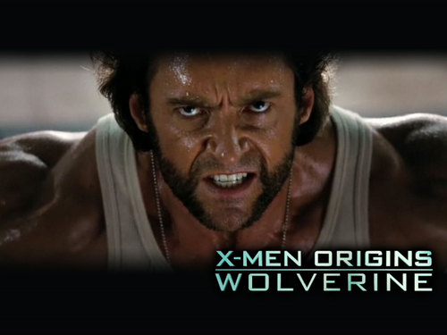 Hugh Jackman as Wolverine wolpeyper possibly containing a portrait titled Wolverine