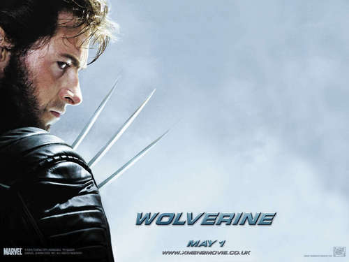 Hugh Jackman as Wolverine वॉलपेपर entitled Wolverine