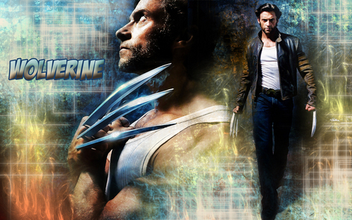 X-men THE MOVIE wallpaper called Wolverine