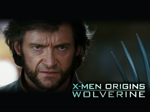 X-men THE MOVIE wallpaper probably containing a sign titled Wolverine