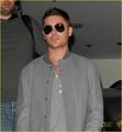 Zac Efron: Back in Los Angeles - zac-efron photo
