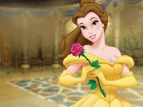 Belle wallpaper titled bella
