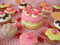 desserts! mmm!