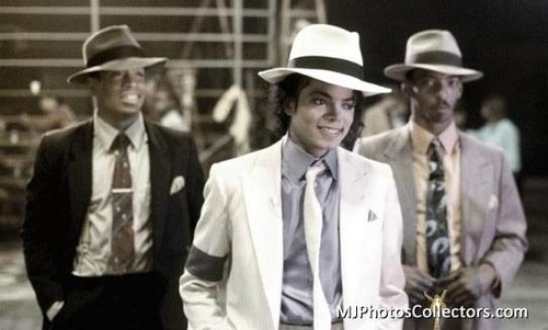 making of moonwalker - mj-behind-the-scenes Photo