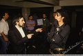 mj behind the scenes - mj-behind-the-scenes photo