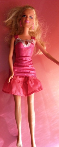 roze Barbie