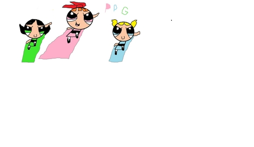 The RowdyRuff Boys fondo de pantalla titled ppg