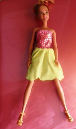 shiny スカート