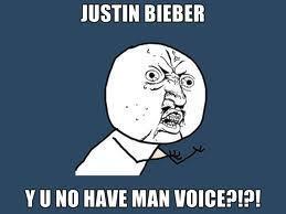 yeahh Justin y ......???