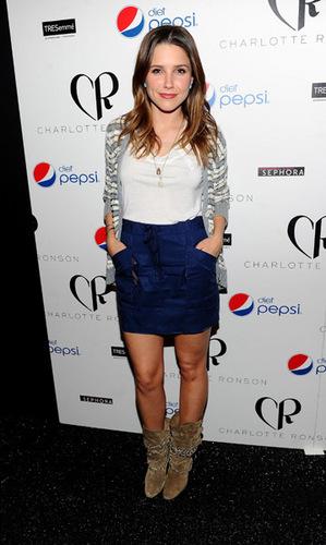 02.12.11 - Mercedes-Benz Fashion Week Fall 2011 - charlotte Ronson
