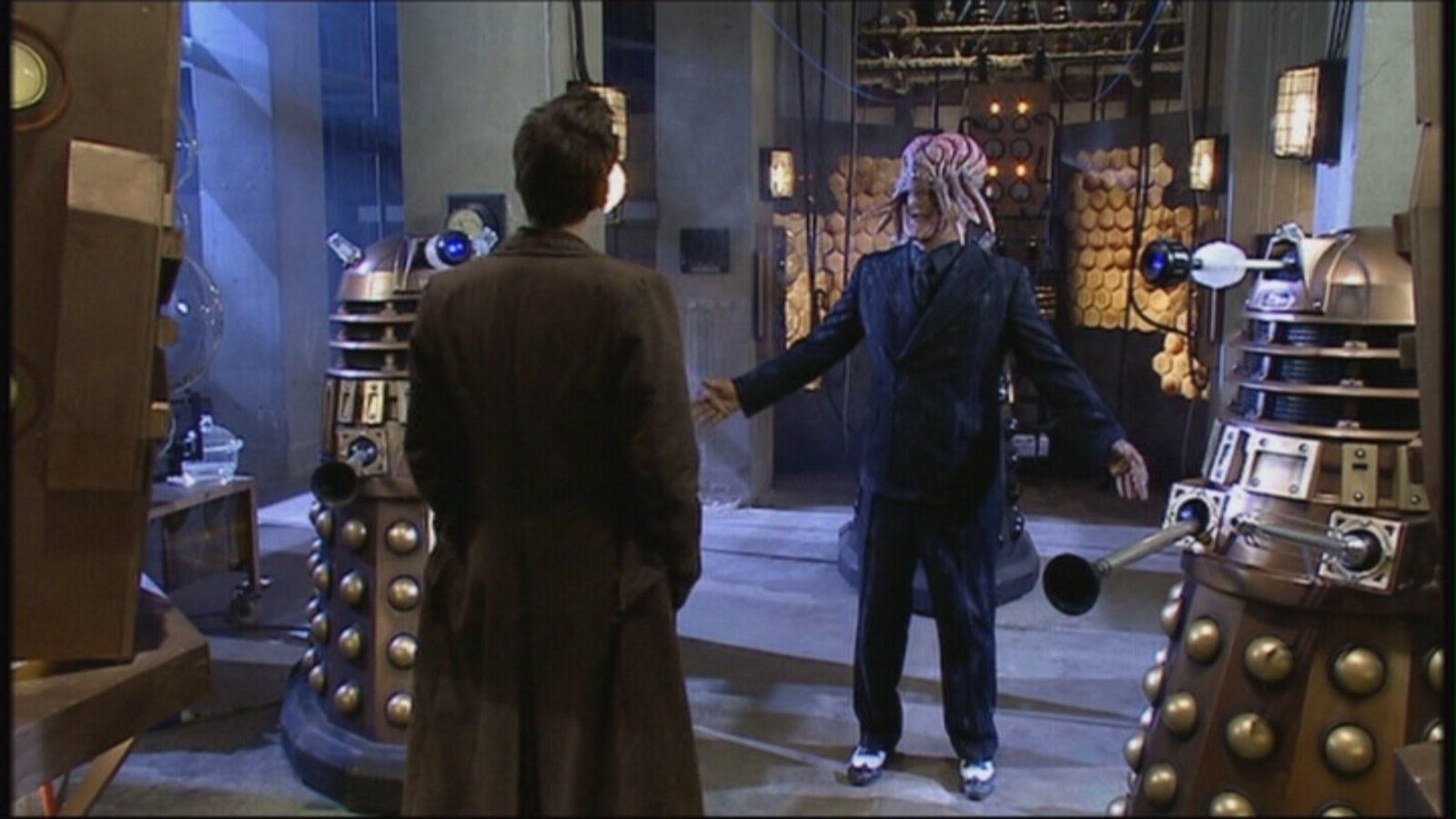 3x05 Evolution of the Daleks