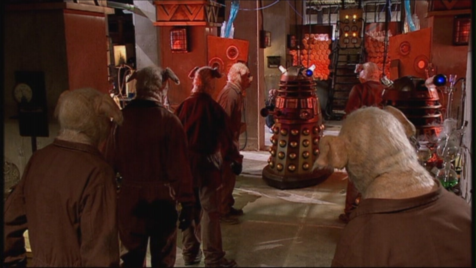3x05 Evolution of the Daleks