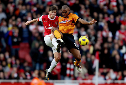 A. Arshavin (Arsenal - Wolverhampton)