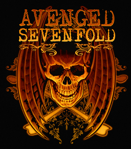 Avenged Sevenfold Wallpaper Possibly With Anime Titled A7X