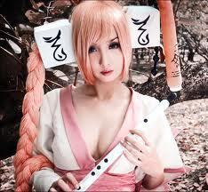 Alodia Gosiengfiao wallpaper probably with a portrait titled ALODIA: A Cosplay Goddess