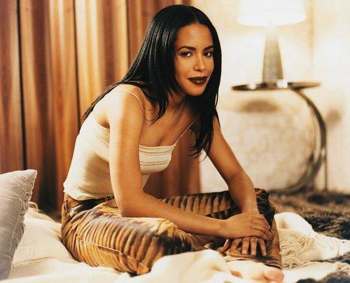 Aaliyah's photoshoots