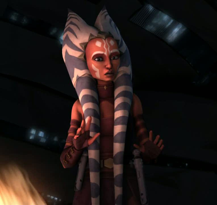 Ahsoka as an Adult