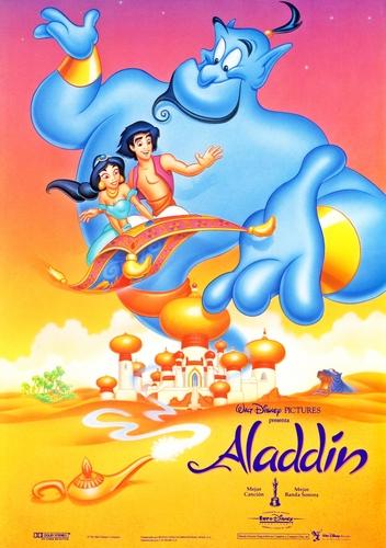 Walt डिज़्नी Posters - अलादीन