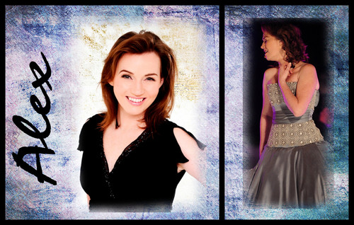 Alex blue wallpaper - celtic-woman Photo
