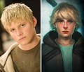 Alexander Ludwig as Peeta of The Hunger Games