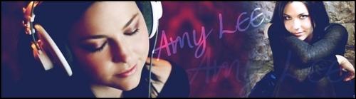 Amy banner