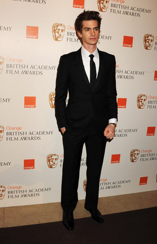 Andrew at The BAFTA's - February 13th 2011 - andrew-garfield Photo