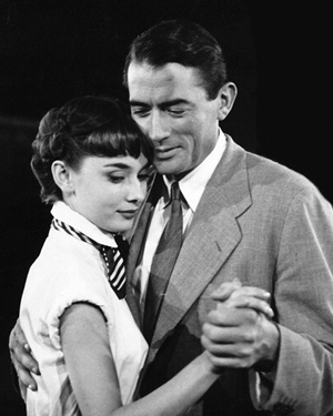 Audrey Hepburn And Gregory Peck - audrey-hepburn Photo