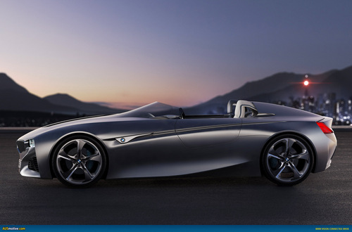BMW VISION CONNECTED DRIVE CONCEPT - bmw Photo