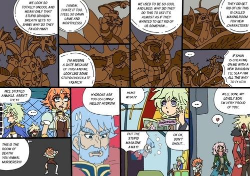 Bakugan Comic