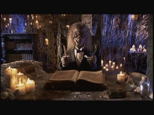 Tales from the Crypt wallpaper entitled Behind the Screams Shockumentary
