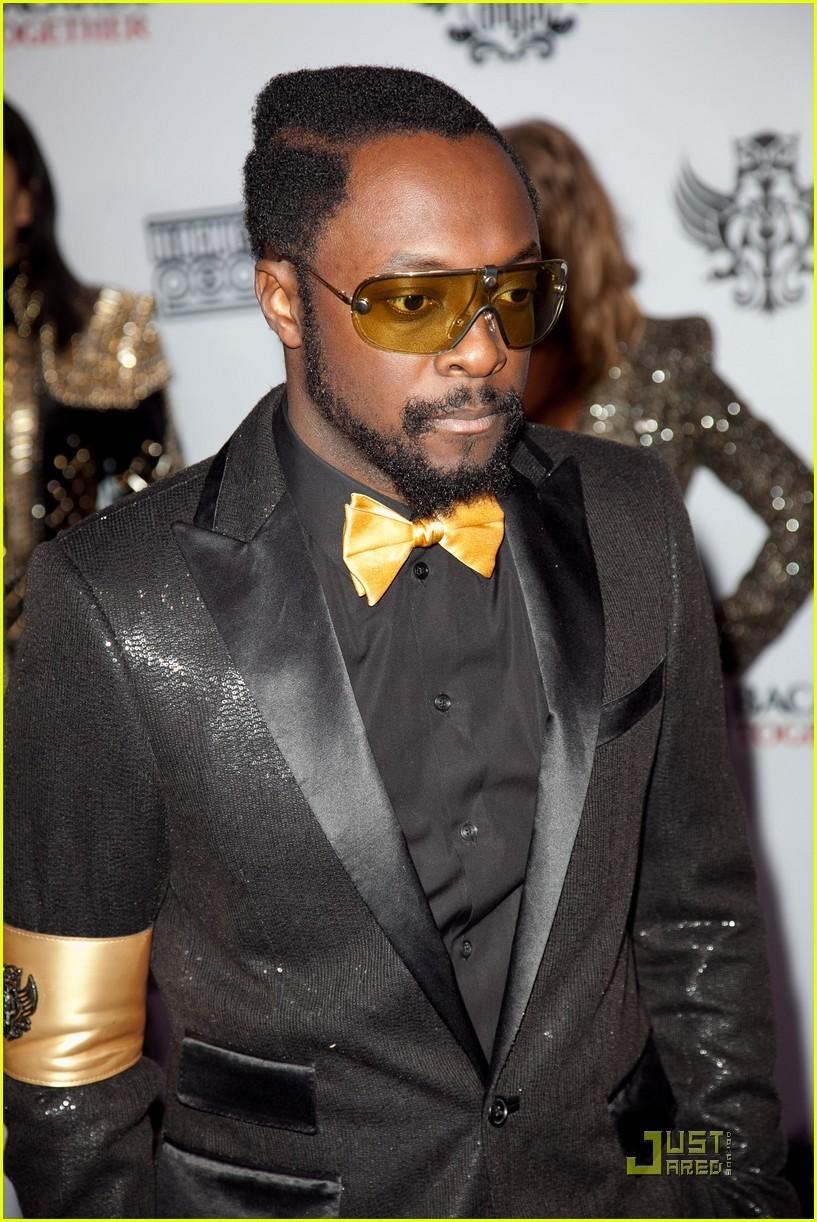Black Eyed Peas _ Benefit show, concerto