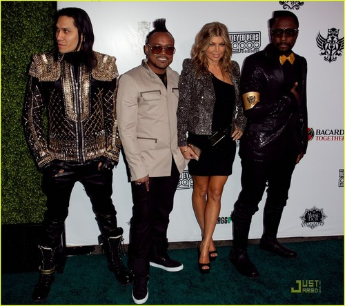 Black Eyed Peas _ Benefit concerto