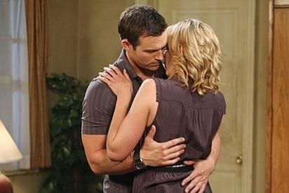 Brady and Nicole