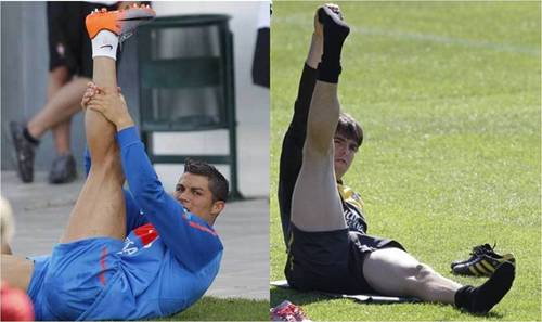 Bromanctic stretches