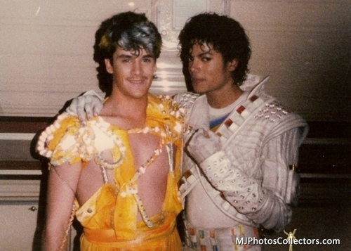 Captain EO Behind The Scenes