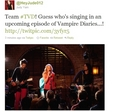 Caroline will sing in an upcoming episode of TVD!