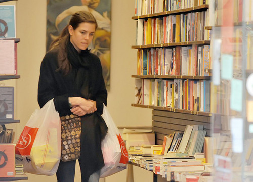 Prinzessin charlotte Casiraghi Hintergrund with a bookshop, a library, and an athenaeum called charlotte Casiraghi Grocery Shops