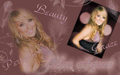 Chloe wallpaper - celtic-woman Wallpaper