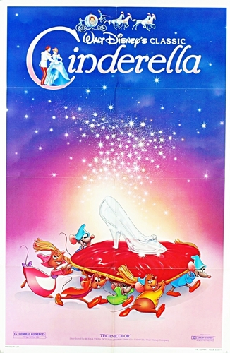 Walt Disney Posters - Cinderella