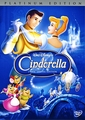 cinderella - Two-Disc Platinum Edition Disney DVD Cover