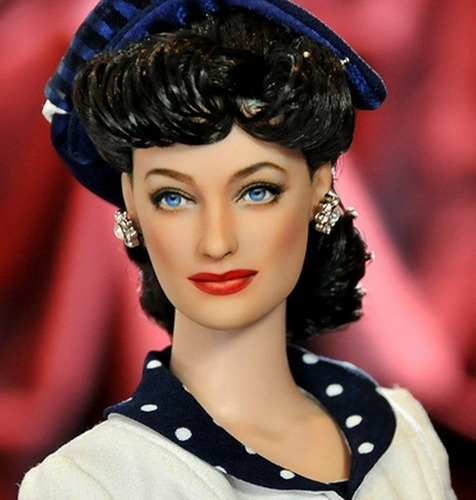 Classic Movie Doll