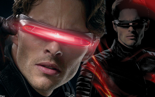 X-men THE MOVIE wallpaper entitled Cyclops