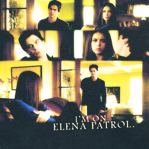 Damon & Elena <3
