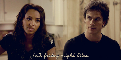 Damon and Bonnie season 1 ♥
