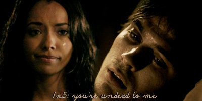 Damon and Bonnie season 1♥