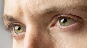 Dean's eyes.