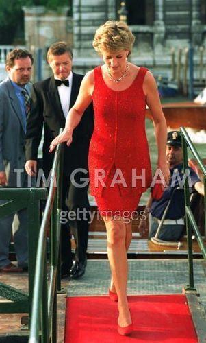 Diana Venice Azagury Dress