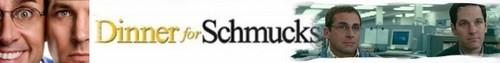 ডিনার for Schmucks banner I have made